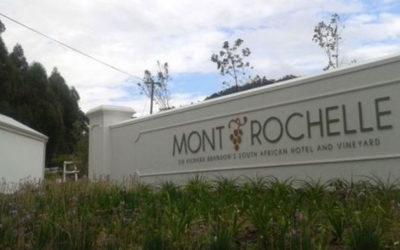 Mont Rochelle Water Treatment Plant
