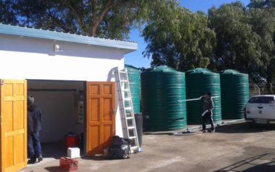 Mosstrich Abbattoir Water Treatment, De Aar