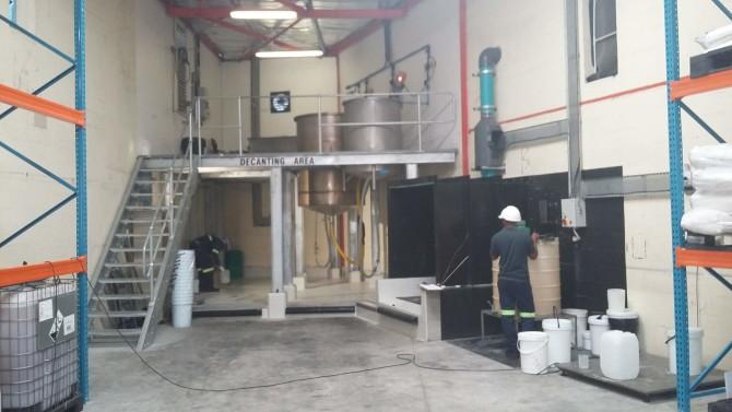 New Factory Upgrade, Sopura, Westake