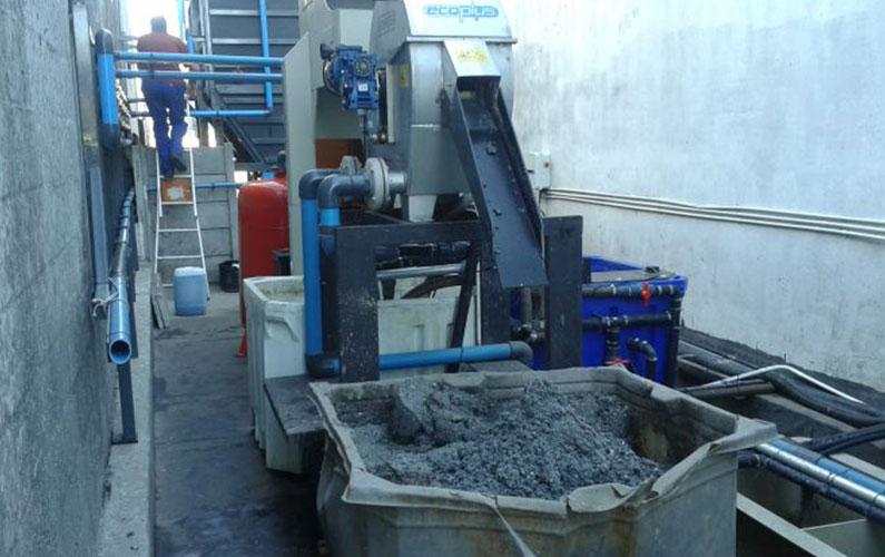 Pelmanco Recycling Effluent Treatment Plant