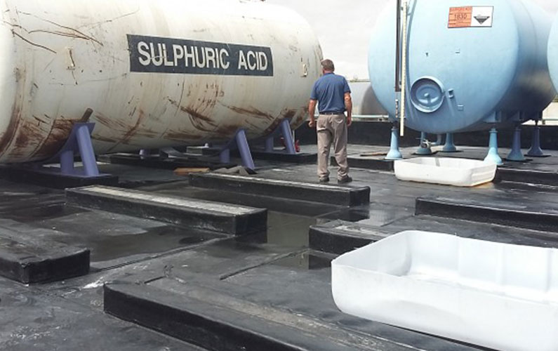 Protea Chemicals – Upgrade of Acid Storage Facility