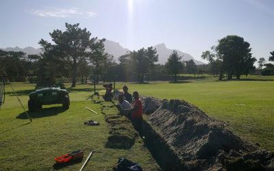Royal Cape Golf Club Irrigation